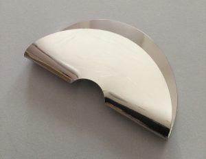 金属性プラッタ折り曲げる